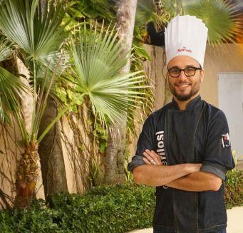 Chef Marriot