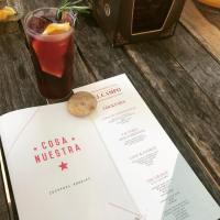 Cosa Nuestra: Un movimiento de exposición  gastronómica y cultural en New York