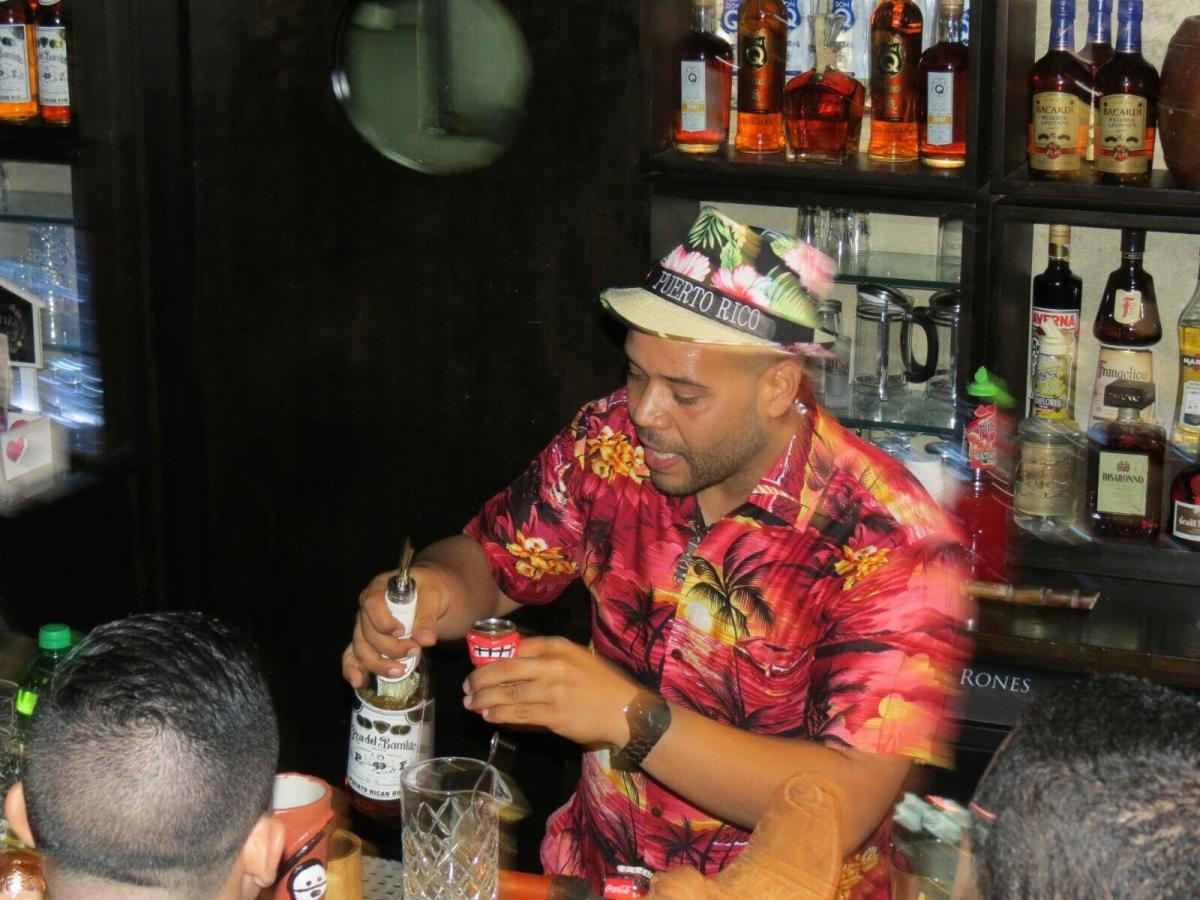 El primer Tiki Challenge en Puerto Rico