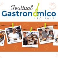 Festival gastronómico en IBC