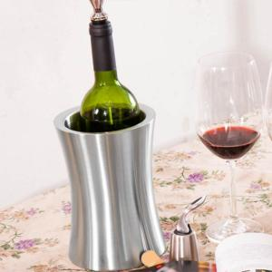 Double-Layer-Stainless-Steel-Ice-Bucket-Wine-Champagne-Bucket-Whisky-Beer-Chiller-Cooling-Barrel-Bar