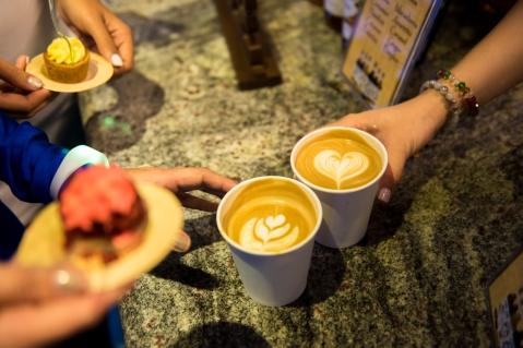 El Caffé Bar está a cargo de Alto Grande