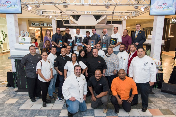 Plaza Food Fest 2018 - 50 Años, 50 Chefs