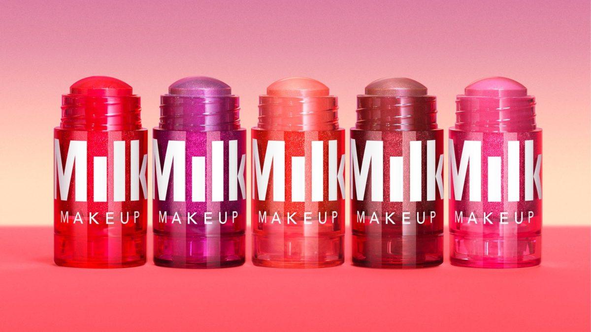 El aceite nuevo de Milk Makeup le dará a tus cachetitos y labios un brillo jugoso y a tu bolsillo un respiro