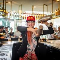 Nicole Fas entre los tres mejores bartenders del mundo