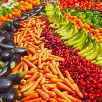 Como comer más frutas y vegetales