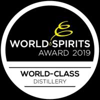 Serrallés recibe galardón como Destilería de Clase Mundial.